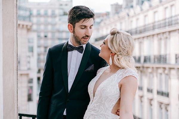 Reportage de mariage - couple