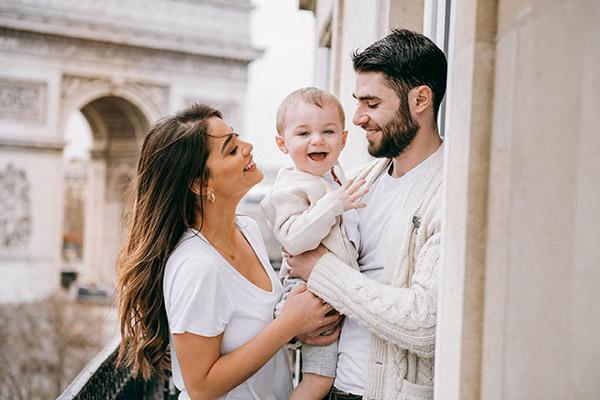 Séance Famille | Couple et enfant