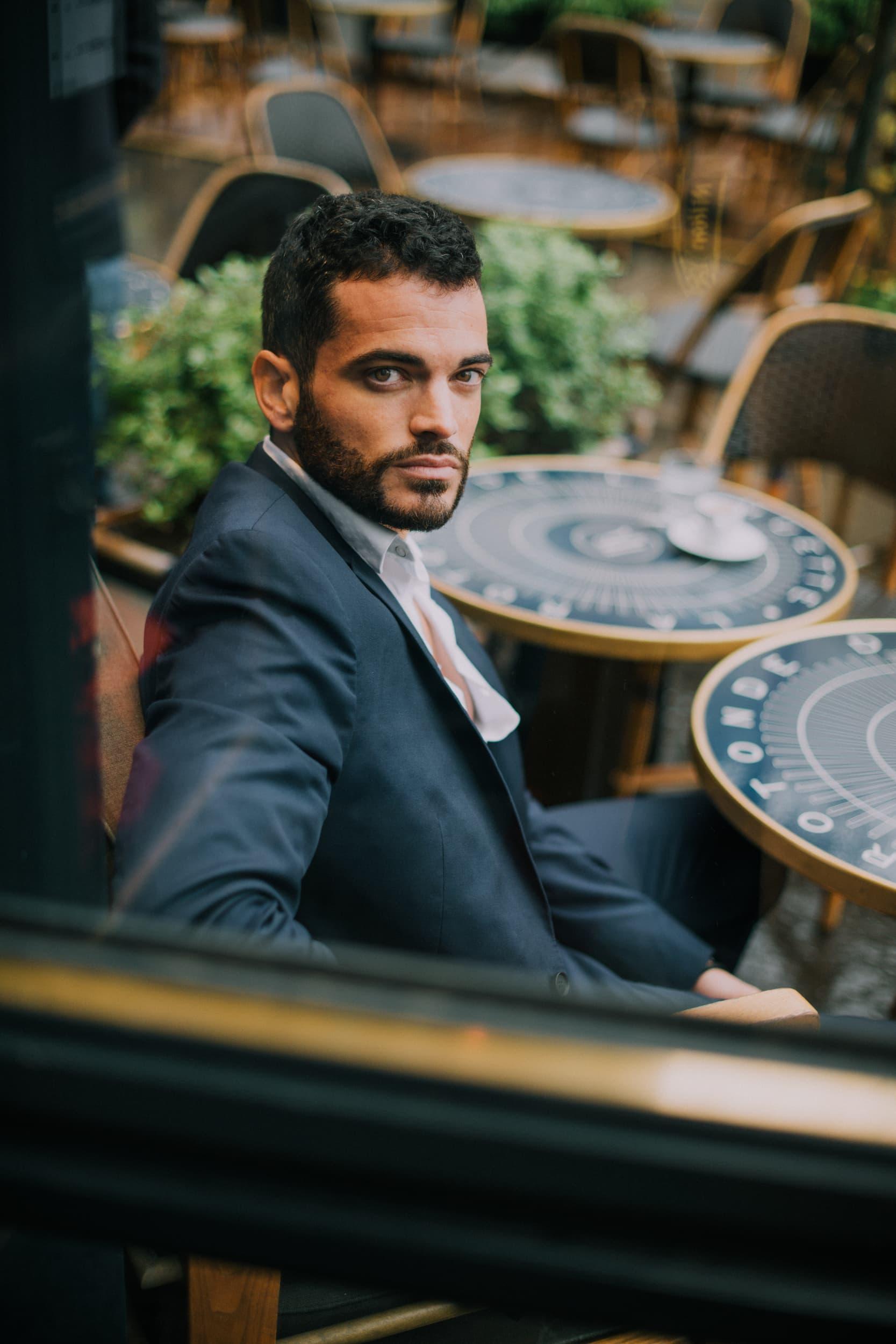 Herve-3010Photograhe portrait model homme paris