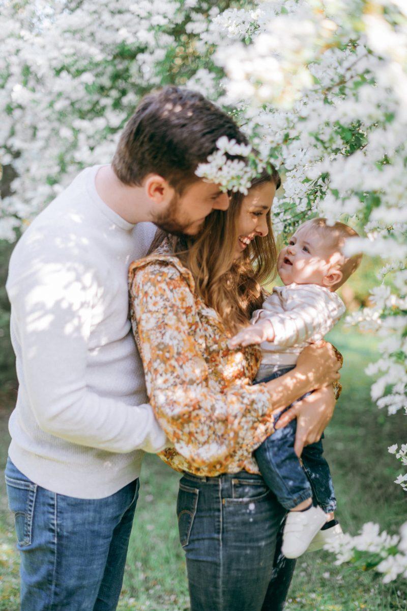 Photographe famille bebe garçon 6 mois paris